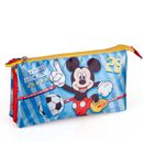 Triple Pencil Case MICKEY MOUSE 28 001