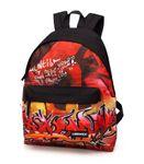 Backpack Eastwick Graffiti Red 001