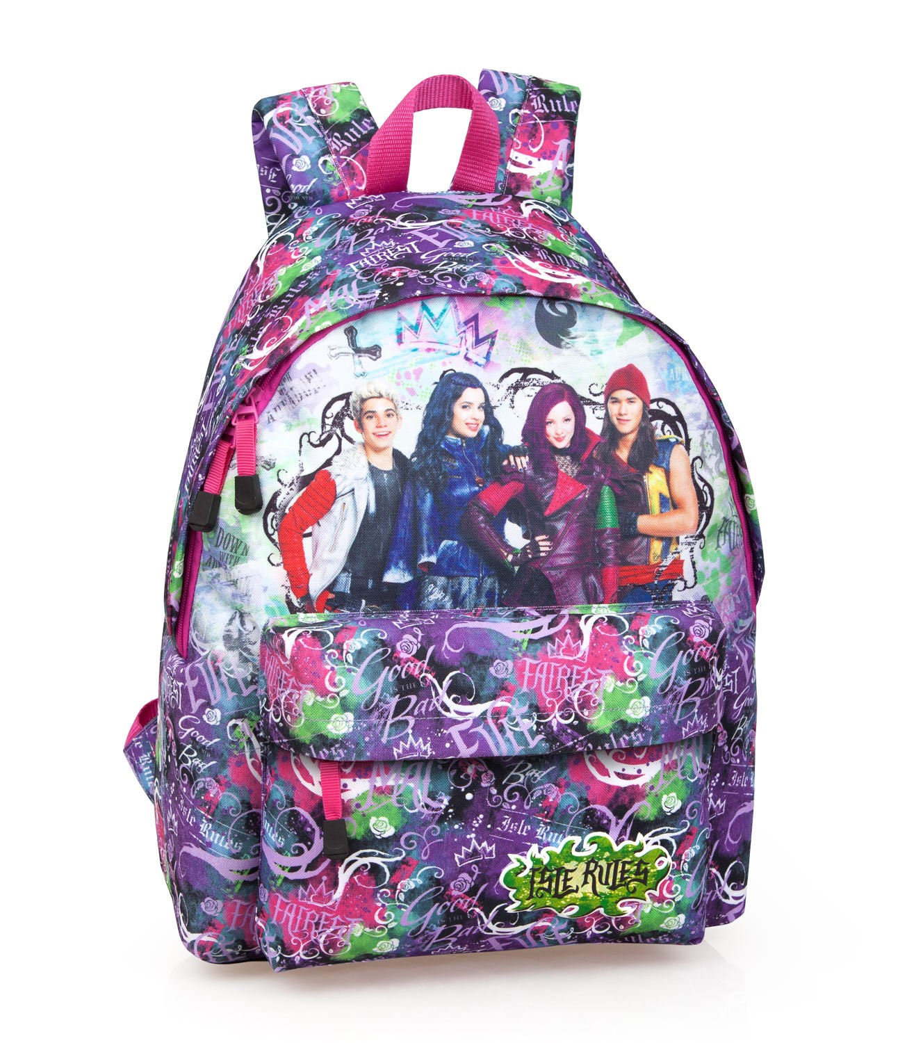 Premium Disney Descendants Large Backpack – image 1