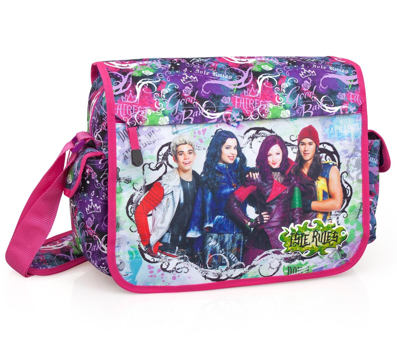 Premium Disney Descendants Messenger Laptop Bag