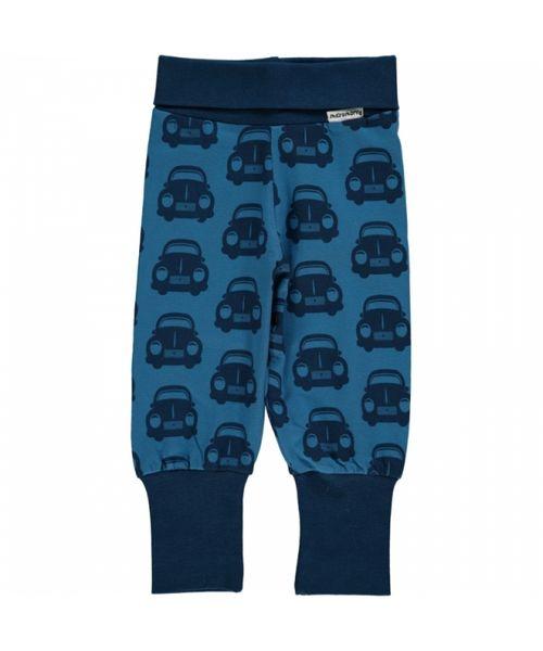 maxomorra Hose Pumphose Auto blau