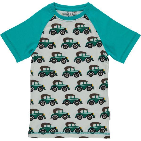 maxomorra T-Shirt Oldtimer Raglan