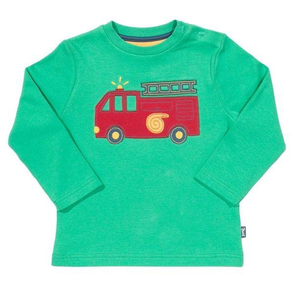 kite Shirt Feuerwehrauto
