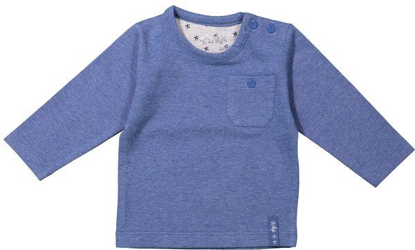 Dirkje Basic Shirt Blau – Bild 1