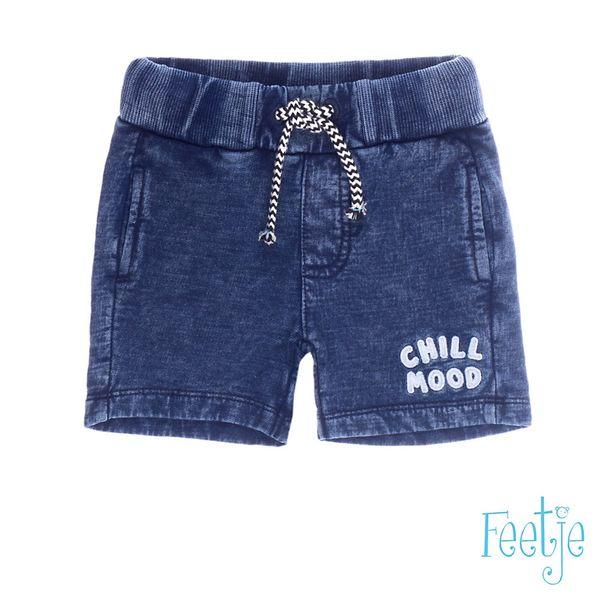 Feetje Shorts Jerseyshorts indigoblau – Bild 1