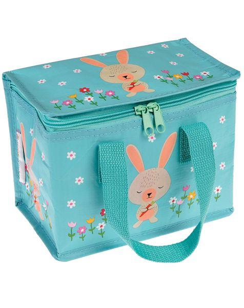 """dotcomgiftshop Rex London Lunchtasche Kühltasche """"Daisy the Rabbit"""" – Bild 1"""