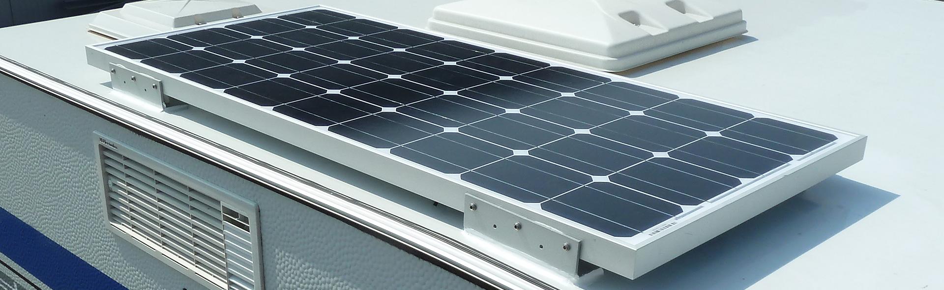 200w 12v Solar Spar Set Für Kastenfahrzeuge Komplett Solaranlage 200 Watt Top Elektro- & Sat-technik