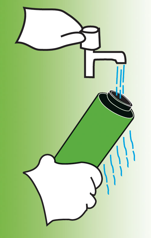 GREEN Filter Reinigung