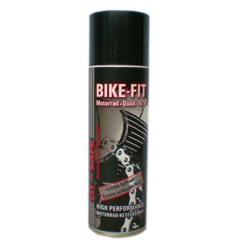 BIKE-FIT - HIGH-PERFORMANCE - MOTORRAD-KETTENSPRAY - 300ml - (100ml/2,30 EUR)