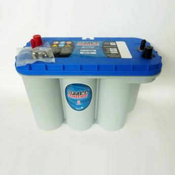 OPTIMA Bluetop Batterie Wohnmobile+Bootsbatterie 12V-75AH bluetop 975A