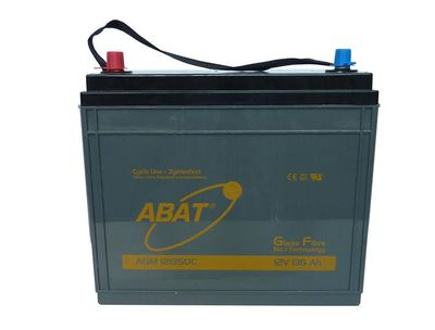 ABAT Hochleistungs-AGM Versorgungs-Batterie 12V 220Ah
