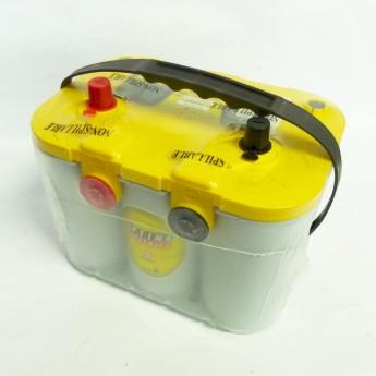 OPTIMA YellowTop Batterie - YT U 4,2 - 12V-55AH 870A Standard mit 2 Zusatzpolen/US Fahrzeuge