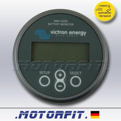 Victron BMV602S - 500A Batterie Monitor - für 2 Batterien – Bild 1
