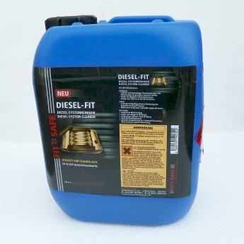 1x FIT'N SAFE DIESEL-FIT Systemreiniger - 5 Liter