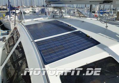 SOLARA Solarmodul M-SERIE S80M36 - 23Wp - Marine - ~92Wh pro Tag - 440x460x2mm – Bild 1
