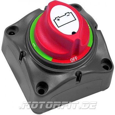 Batterieschalter für 2 Batterien Trennschalter 200A Kompakte BEP Marine 701S – Bild 1