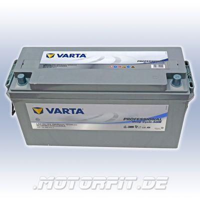 Varta Professional DC AGM LAD150 12V 150 Ah Batterie
