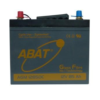 ABAT Hochleistungs-AGM Versorgungs-Batterie 12V 85Ah