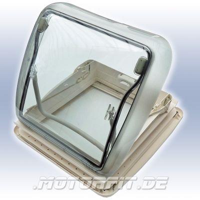 Seitz/Dometic Mini Heki Style mit Zwangsentlüftung 40x40 Dachst. 25-42mm Standard – Bild 1