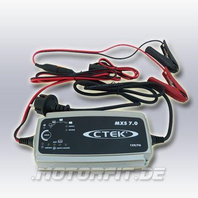 CTEK MXS 7/XS7000 - 12V/7,0A Ladegerät – Bild 2