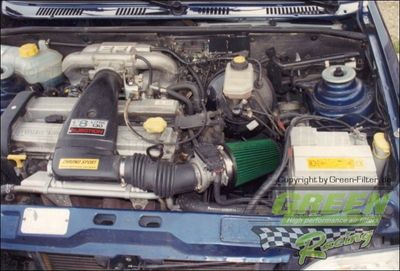 GREEN Direct-Kit - P020 - FORD FIESTA III 1,8L i 16VBj.: 92>96130 PS / 96 kW