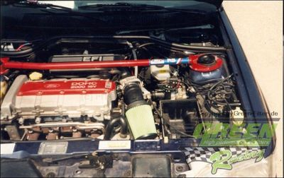 GREEN Direct-Kit - P024 - FORD ESCORT RS 2000 2,0L 16VBj.: 91>150 PS / 110 kW