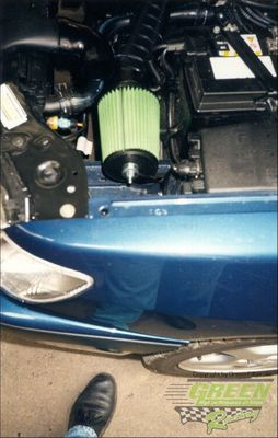 GREEN Direct-Kit - P029 - PEUGEOT 306 2,0L XSI (Without ABS)Bj.: 97>132 PS / 97 kW
