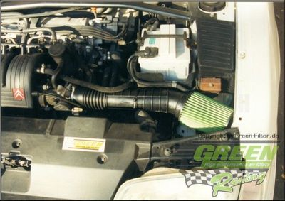 GREEN Direct-Kit - P048 - CITROEN ZX Volcane 1,9L i Without ABSBj.: 91>120 PS / 88 kW