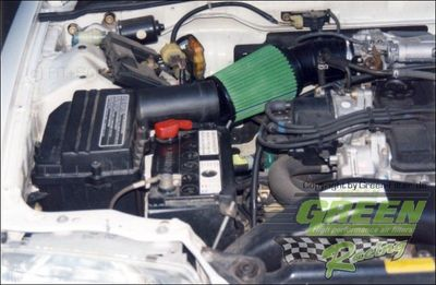 GREEN Direct-Kit - P066 - HONDA CIVIC COUPE 1,6L ES i 16V (EJ113E)Bj.: 94>95125 PS / 92 kW