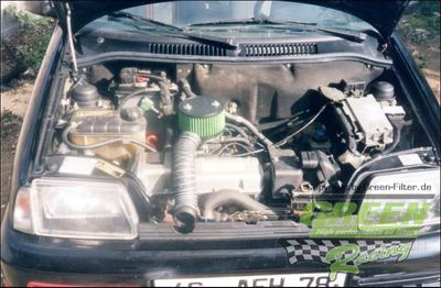 GREEN Direct-Kit - P071 - FIAT CINQUECENTO 1,1L SportingBj.: 94>54 PS / 40 kW
