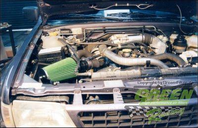GREEN Direct-Kit - P077 - OPEL FRONTERA 2,8L TDIBj.: 95>98113 PS / 83 kW