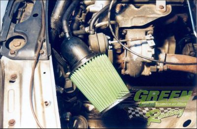 GREEN Direct-Kit - P079 - RENAULT FUEGO 1,6L TURBOBj.: 83>85132 PS / 97 kW