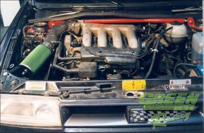 GREEN Direct-Kit - P082 - SEAT TOLEDO 1 2,0L i 16VBj.: 96>99150 PS / 110 kW