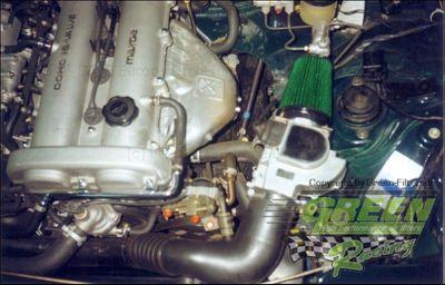 GREEN Direct-Kit - P090 - MAZDA MX5 1,6LBj.: 90>94115 PS / 85 kW