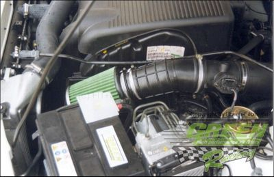 GREEN Direct-Kit - P118 - ROVER 25 2,0L ITDBj.: 00>101 PS / 74 kW