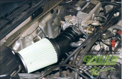 GREEN Direct-Kit - P122 - HONDA ACCORD 2,0L i 16V (CA555)Bj.: 86>89138 PS / 101 kW