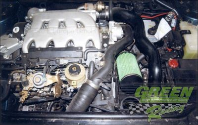 GREEN Direct-Kit - P131 - RENAULT LAGUNA 2,2L TDBj.: 96>98113 PS / 83 kW