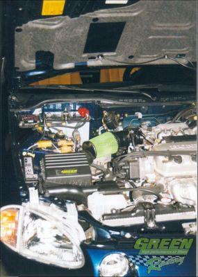 GREEN Direct-Kit - P138 - HONDA CIVIC BREAK 1,5L i LS 16V VTEC-EBj.: 98>00114 PS / 84 kW