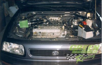 GREEN Direct-Kit - P140 - DAIHATSU APPLAUSE 1,6L 16V (A101LS)Bj.: 89>90 PS / 66 kW