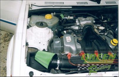 GREEN Direct-Kit - P145 - FORD FIESTA III XR2i 1,6LBj.: 89>95103 PS / 76 kW