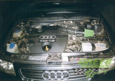 GREEN Direct-Kit - P170 - AUDI A3 (8L1) 1,9L TDIBj.: 99>115 PS / 85 kW