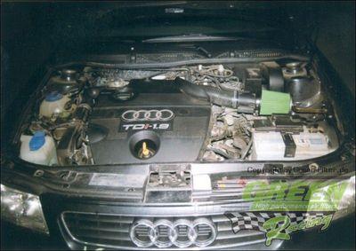 GREEN Direct-Kit - P170 - AUDI A3 (8L1) 1,9L TDIBj.: 96>01110 PS / 81 kW