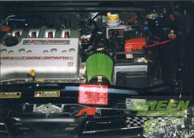 GREEN Direct-Kit - P182 - ALFA ROMEO 156 Sportwagon sportwagon 2,0L 16V Twin sparkBj.: 00>05155 PS / 114 kW