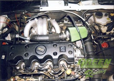 GREEN Direct-Kit - P184 - CITROEN SAXO 1,5L DBj.: 94>9954 PS / 40 kW