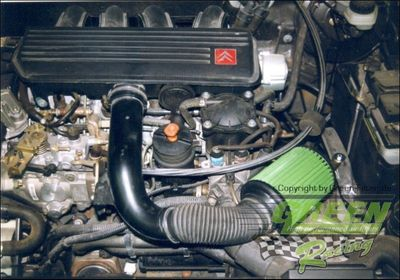 GREEN Direct-Kit - P208 - CITROEN XSARA 1,9L DBj.: 97>0468 PS / 50 kW