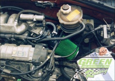 GREEN Direct-Kit - P225 - RENAULT CLIO 1 1,8L RSI 110HP (Without power steering)Bj.: 91>98110 PS / 81 kW