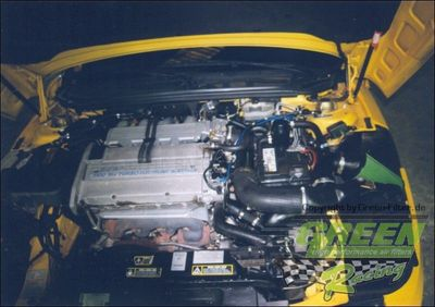 GREEN Direct-Kit - P246 - FIAT COUPE 2,0L i 16V TURBOBj.: 94>195 PS / 143 kW