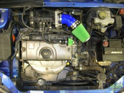 GREEN Direct-Kit - P248 - CITROEN SAXO 1,6L 8VBj.: 99>0190 PS / 66 kW