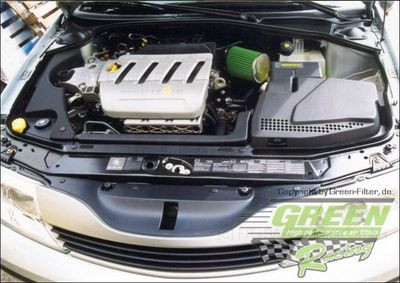 GREEN Direct-Kit - P279 - RENAULT MEGANE 1,8L i 16SBj.: 01>02116 PS / 85 kW