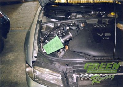 GREEN Direct-Kit - P282 - AUDI A6 2,5L TDI V6Bj.: 97>150 PS / 110 kW